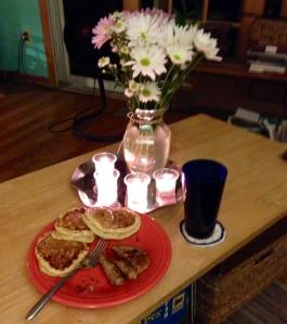 Breakfast for Dinner for Grownups